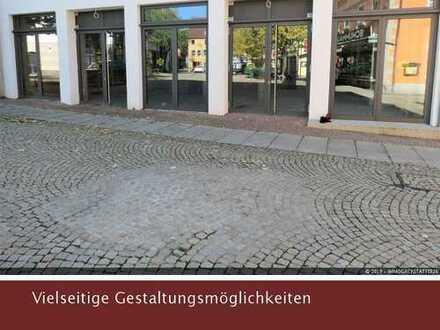 Individuell gestaltbare Gewerbeeinheit im Zentrum von Crailsheim