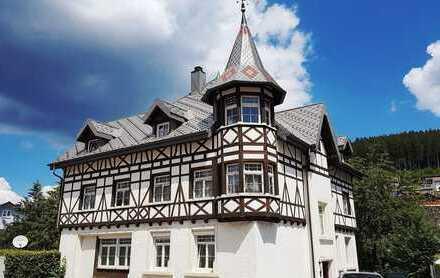 Gut vermietetes und denkmalgeschütztes Mehrfamilienhaus mit besonderem Flair in Vöhrenbach!