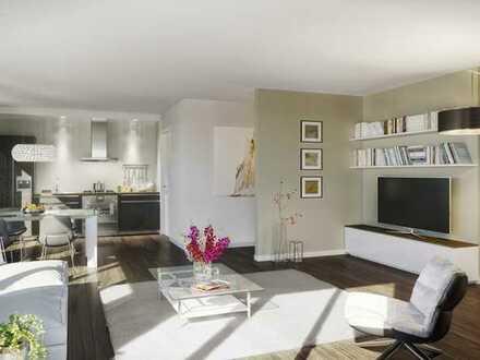 Wohn-Quintett - Wohlfühlwohnen im sensationellen Penthouse - Provisionsfrei direkt vom Bauträger