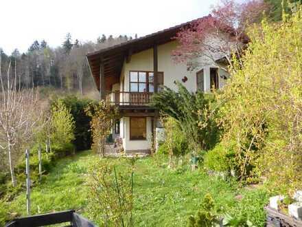 Landhaus in Panoramalage von Schopfheim-Raitbach