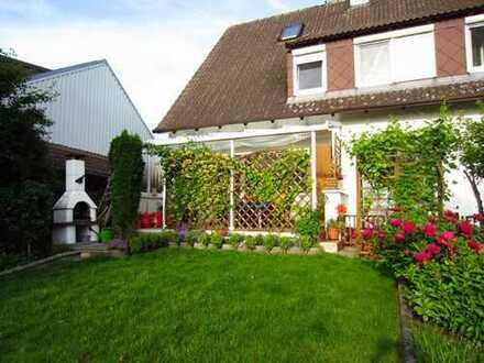 4 ZKB mit Garten im ruhigen Zweifamilienhaus