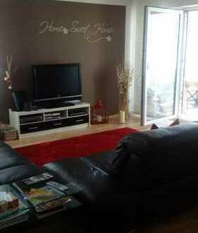 Gepflegte 4-Zimmer-Wohnung mit Balkon und Einbauküche in Ehingen