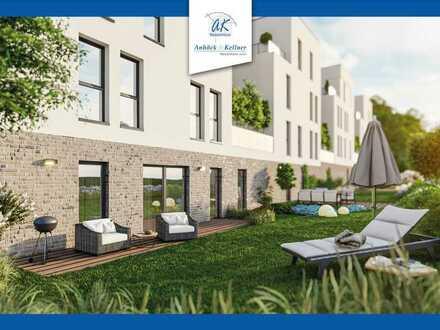 Garten und eine separate Terrasse - eine perfekte Wohnung in Mitten der Stadt