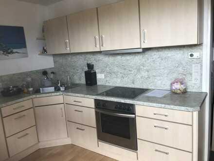 Gepflegte 2-Raum-Wohnung mit Balkon und Einbauküche in Oberndorf am Neckar