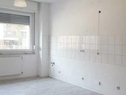 Erdgeschoss Appartement für Singles