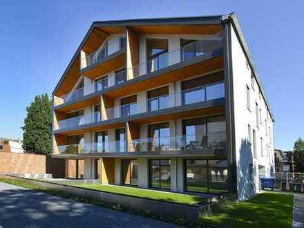 Exclusiver Neubau: 1a Zentrumslage und mitten im Grünen