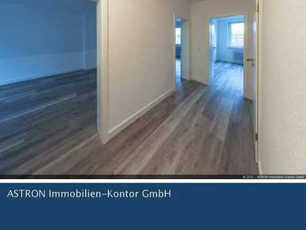 Top-Renovierte 3 Zimmer Wohnung in Alsternähe!
