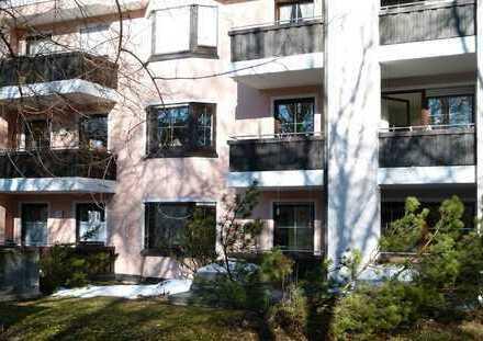 Zentral gelegene und geräumige 2-Zimmer-Wohnung in Memmingen - als Anlageobjekt -