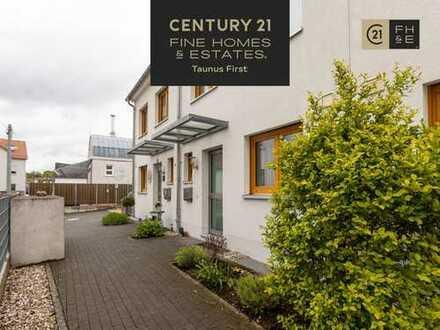TOP-ZUSTAND! Modernes, lichtdurchflutetes Reihenmittelhaus, Frankfurt-Nieder-Eschbach