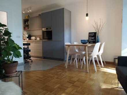 Helle, komfortable 1-Zimmer-Wohnung in gepflegter Wohnanlage, Bergstedt, Hamburg