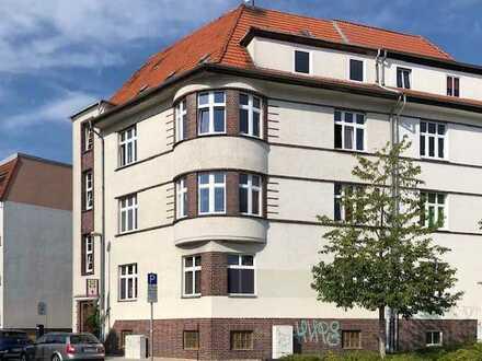 Schöne 4 Raum-Eigentumswohnung im 1. OG mit Westbalkon und Blick auf den Schweriner See
