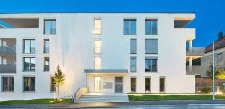 Neubau: 3-Zimmer Penthouse Wohnung mit Ausblick auf den Georgenberg