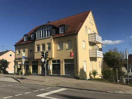 Helle, renovierte 2 Zimmerwohnung am Klostergarten Scheyern
