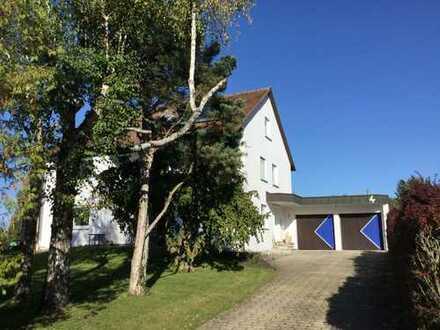 Zu verkaufen 2-Familienhaus mit Wintergarten in aufstrebender Region in Abtsgmünd/Pommertsweiler