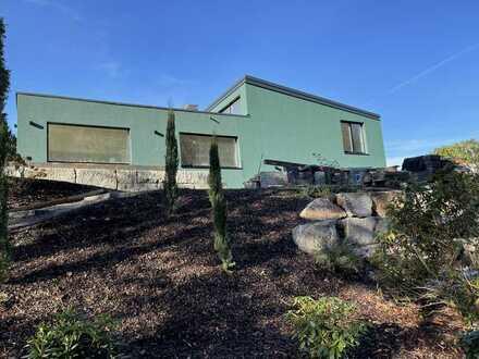 Luxuriöses Doppelhaus im Grünen