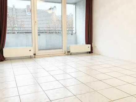 Erstbezug nach Sanierung mit EBK und Balkon: exklusive 1-Zimmer-Wohnung in Mainz