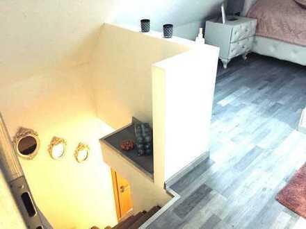 Modernisierte 5 Zimmer-Maisonette-Wohnung