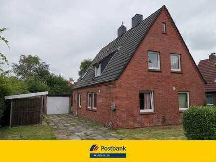 Einfamilienhaus mit Eigentumsgrundstück in zentraler Lage!