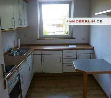 IMMOBERLIN: Wohnung mit ruhigem Westbalkon in angenehmer Lage