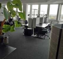 Stylische Bürofläche mit Agenturflair