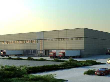 FUCHS Logistikpark - Neubau an der A4
