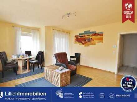 Glücksgriff! 3-Zimmerwohnung mit Westbalkon sucht neue Mieter.