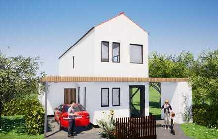 Extravagante Bebauung für die kleine Familie in Westhofen