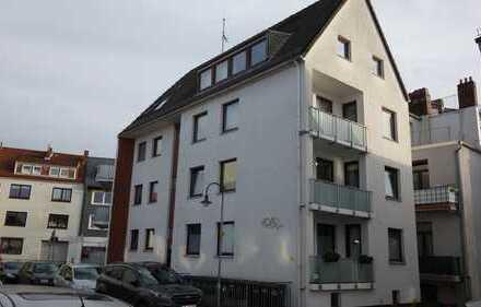 Woltmershausen - schöne Zwei-Zimmer-Dachgeschosswohnung