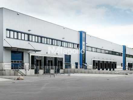 Vorerst letzte großflächige Logistikprojektierung | Kühlflächen möglich | Keine Provision
