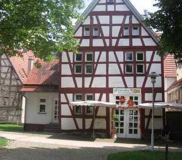 Schöne Dachgeschoßwohnung am Rande der Altstadt