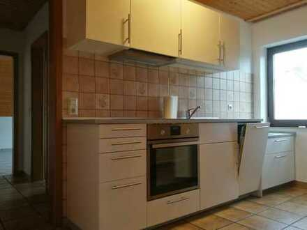 Gepflegte 2-Zimmer-Dachgeschosswohnung mit Einbauküche in Sindelfingen
