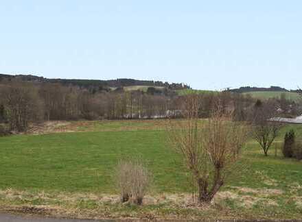Kirchweiler: Ca. 850 m² großes Baugrundstück in idyllischer Lage