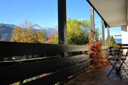Exklusive, möblierte 3,5-Zimmer-Wohnung mit Balkon und EBK in Garmisch-Partenkirchen (Kreis)l