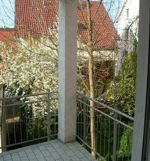 2-Zimmer, Esslingen, möbliert, S-Bahn, Balkon
