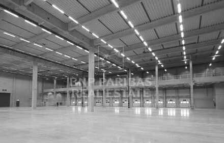 Lager- und Produktionsflächen in Karlsruhe