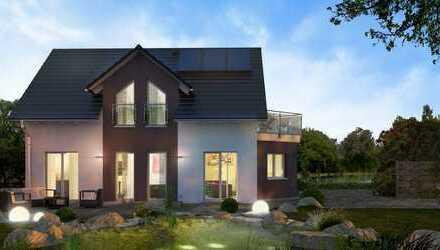 Geborgenheit im eigenem Heim mit Grundstück im Grünen