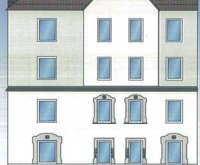 MACH´S FÜR DICH PERFEKT, 4 Zi.-DG-Whg. mit ca. 140 m² Wohnfläche und Loggia zum Selbstausbau