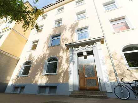 Zentral und dennoch ruhig!  Gemütliche 3 Zimmer Wohnung im Herzen von Vahrenwald