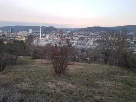 Baugrundstücke in Lörrach, für EFH- und /oder DHH in perfekter Aussichtslage zu verkaufen!