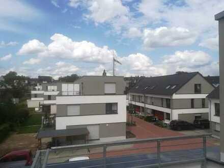 Neubausiedlung DELLGRÜN | Erdgeschosswohnung mit großem Garten