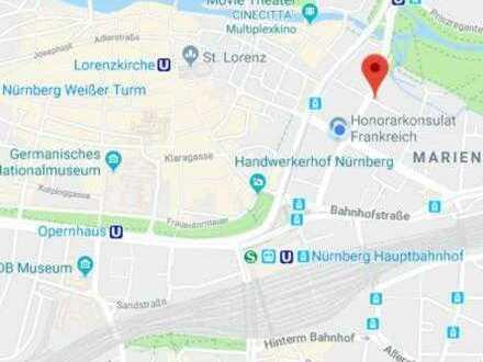 Möbliertes Zimmer in Nürnberg ab 01.11