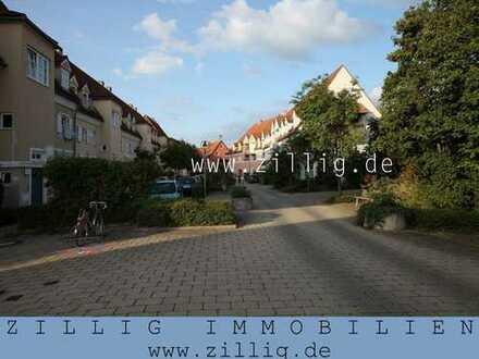 2-Zimmer-Wohnung - neuer Laminat, Keller, Stellplatz - IMMOBILIEN ZILLIG MIETVERWALTUNGEN