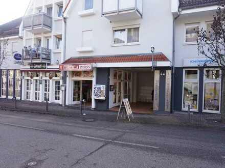 * Gut laufender Imbissladen in Sandhausen zu verkaufen *