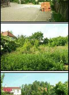 Baugrundstück für ein Einfamilienhaus in ländlicher Idylle!