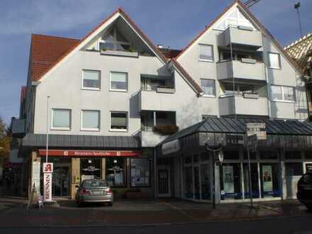 Lichtdurchflutete 6-Zimmer-Maisonette-Wohnung im Zentrum Bad Driburgs