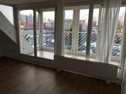 Schöne, geräumige zwei Zimmer Wohnung in Münster, Aegidiiviertel