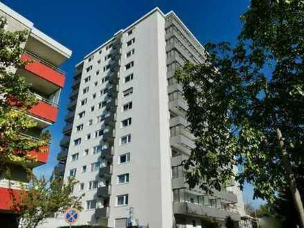 Bad Homburg - Gepflegte Eigentumswohnung mit Balkon & Tiefgaragenstellplatz