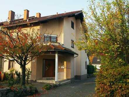 Gepflegtes Einfamilienhaus in ruhiger Waldrandlage in Wiesloch ohne Maklerprovision