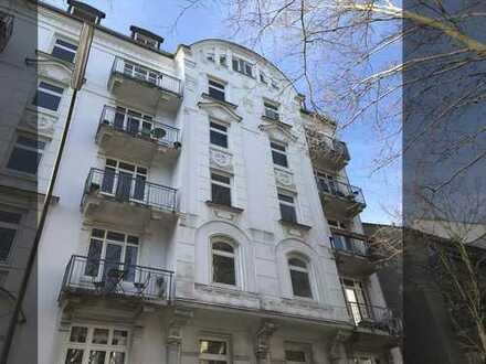 Beste Lage Wohlwillstraße: Panorama-Weitblick von der Dachterrasse