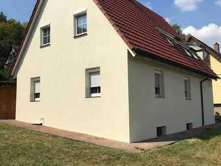 Stadtnahes Wohnhaus in Bad Mergentheim